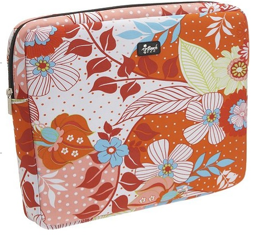 Flower Patch Laptop Sleeve