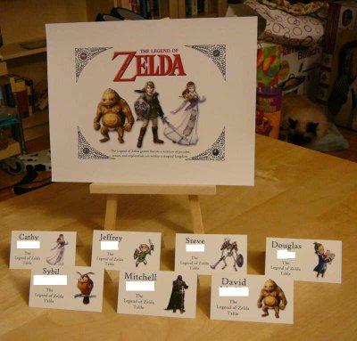 Video Game Devotion Avatar Wedding Table Settings Previous 1 11 Next