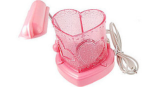 Heart-Shaped USB Pen Cup: Love It or Leave It?