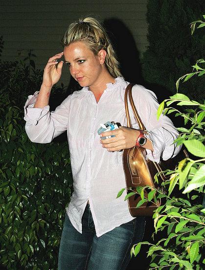 Britney Spears: BlackBerry!