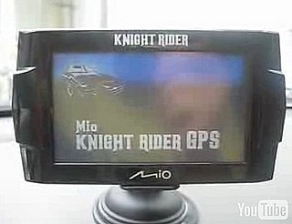 Product of the Day: Mio Knight Rider GPS System
