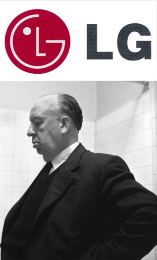 LG Product or Alfred Hitchcock Film?