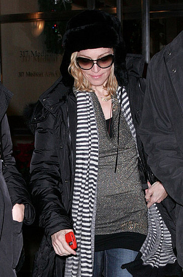 Madonna: BlackBerry!