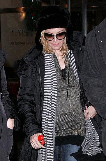 Madonna: BlackBerry!