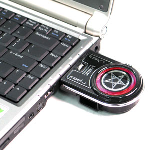 Magic Notebook Laptop Fan
