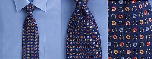 Salvatore Ferragamo Headphones Tie: Love It or Leave It?