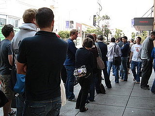 The Profiles of People Who Stand in Line for Gadgets
