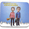The Rad Flight of The Conchords Mouse Pad