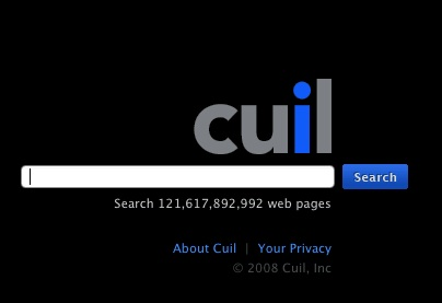 Website of the Day: Cuil