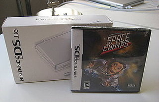 The DS and DS Space Chimps Game Goes To . . .