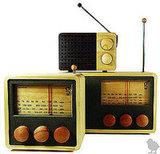 Magno Wooden Radios