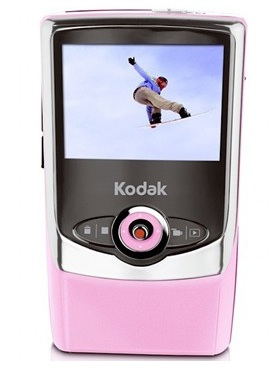 Kodak's Zi6 Video Camera