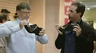 Daily Tech: First Jerry Seinfeld and Bill Gates Vista Ad Debuts