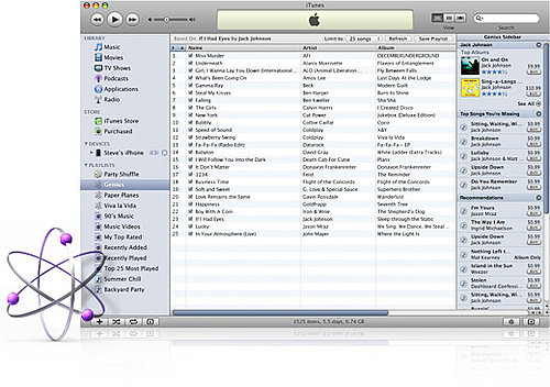 Are You Impressed by iTunes Genius?