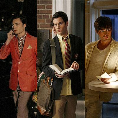 Gossip Girl's Guys Are Geeks!