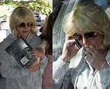 Britney Buys BlackBerry