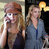 Britney and Her Cell Phones