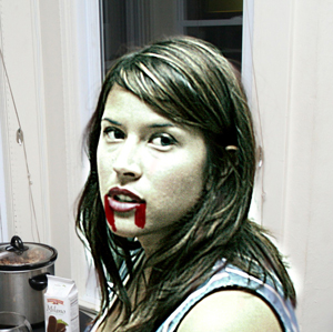 Zombify Your Photos!