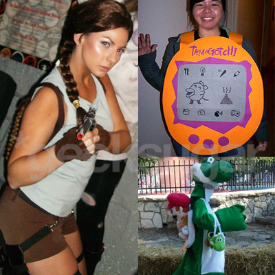 geeksugar&#039;s Halloween Costume Contest Entries!
