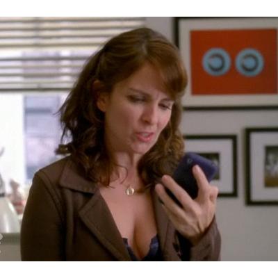 Liz's iPhone
