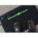 Space Invaders Door Mat $40
