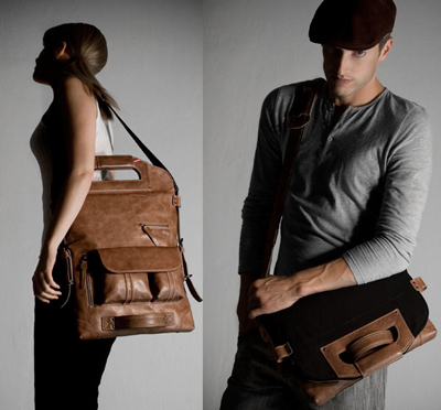 Not Hard to Love the Hard Graft Laptop Bag