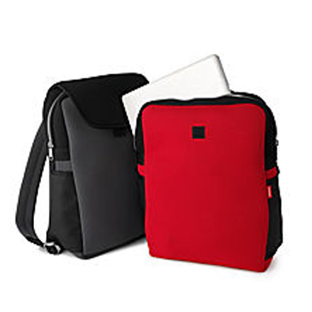 Neoprene Laptop Backpack $30