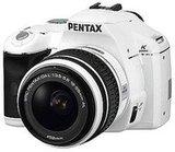 Pentax Debuts a White SLR