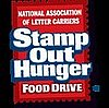 The 16th Annual Stamp Out Hunger Food Drive Happens May 10, 2008
