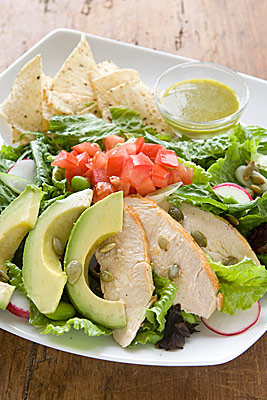 East-Southwest Chicken Salad