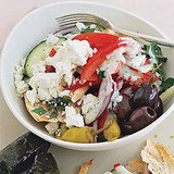 Spicy Greek Salad