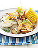 Sunday BBQ: Grilled Seafood Bake