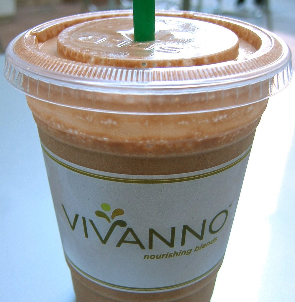 Banana Chocolate Blend Vivanno ($3.75)