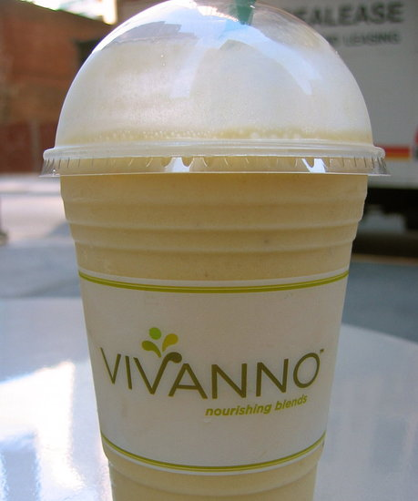 Orange Mango Banana Vivanno ($3.75)