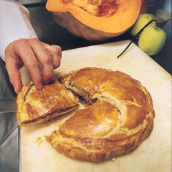 Guy Savoy&#039;s French Pumpkin Pie