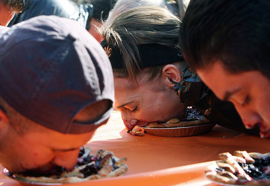 Biggest Headline of 2008: The Competitive Eating Craze