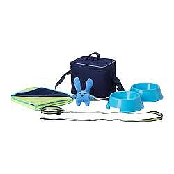 Dog Prep Pack, Set of Six ($30)