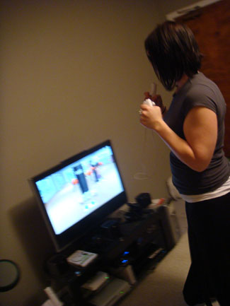 Wii Fit Fitness Journal: Week Three