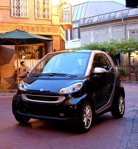 Smart Cars, Fuel Efficiency, and Hybrids are The Way of The Future