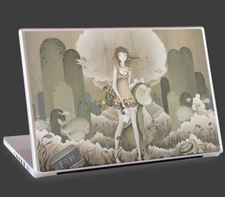 Cool Skins for My Precious Laptop