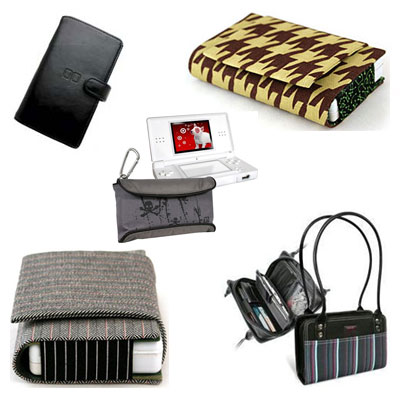 Fashionable DS Lite Cases