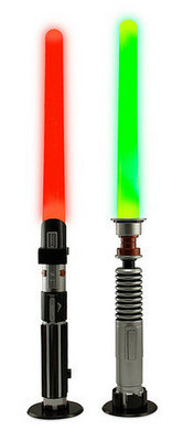 Light Saber Desk Lamp