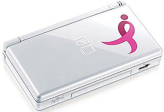 Pink Ribbon Nintendo DS Lite On Sale This October