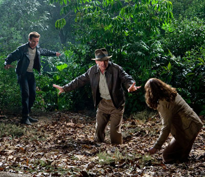 Indiana Jones Coming on DVD Tomorrow!