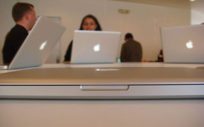 Up Close and Personal: New MacBooks and Displays