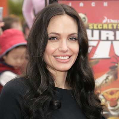 Favorite Female: Angelina Jolie