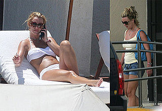 Photos of Britney Spears In A Bikini In Cabo, Nominated for Best Female Video Nominee