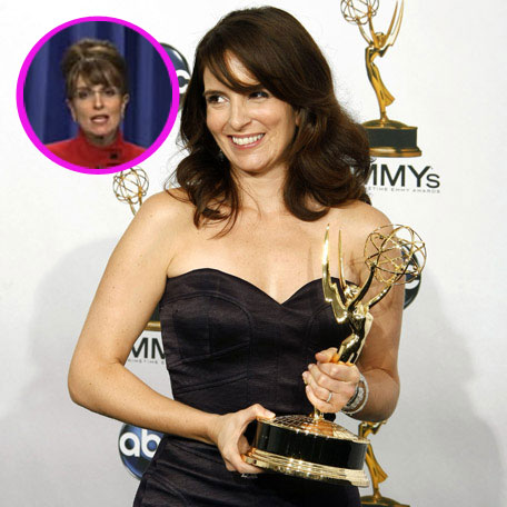No. 1: Tina Fey's Palin Wish