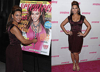 Photos of Beyonce Knowles at Seventeen Party in NYC