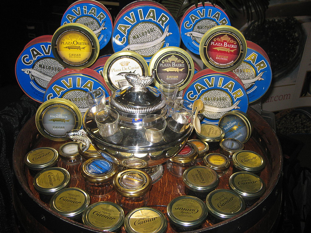 Tips for Enjoying Caviar